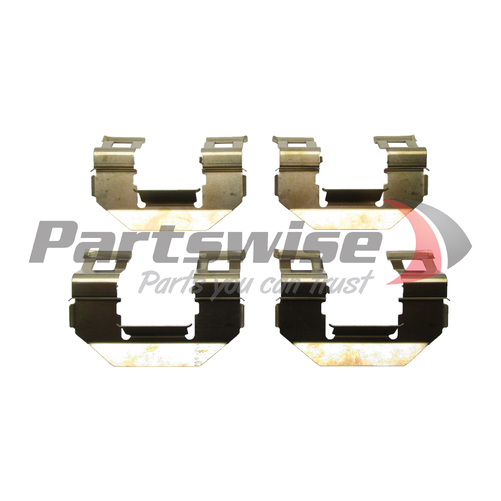 PW20136 Brake pad shim kit