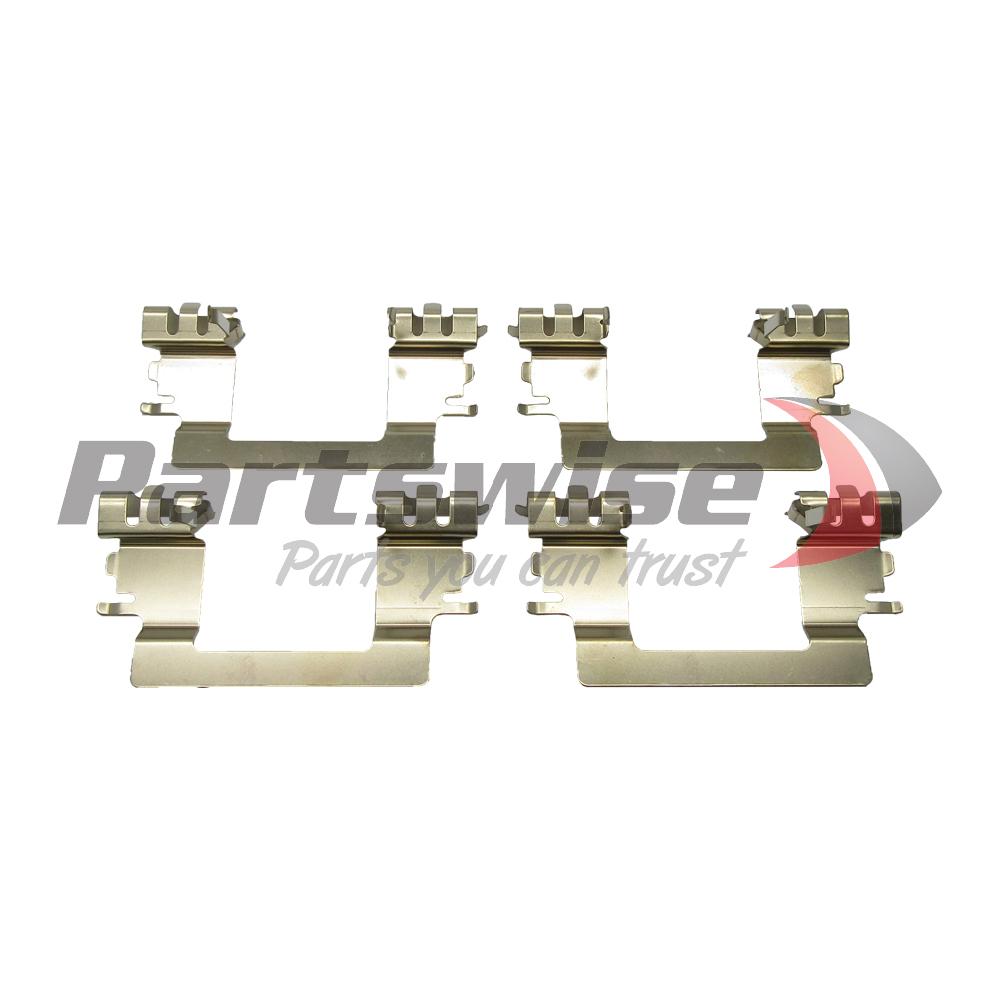 PW20134 Brake pad shim kit