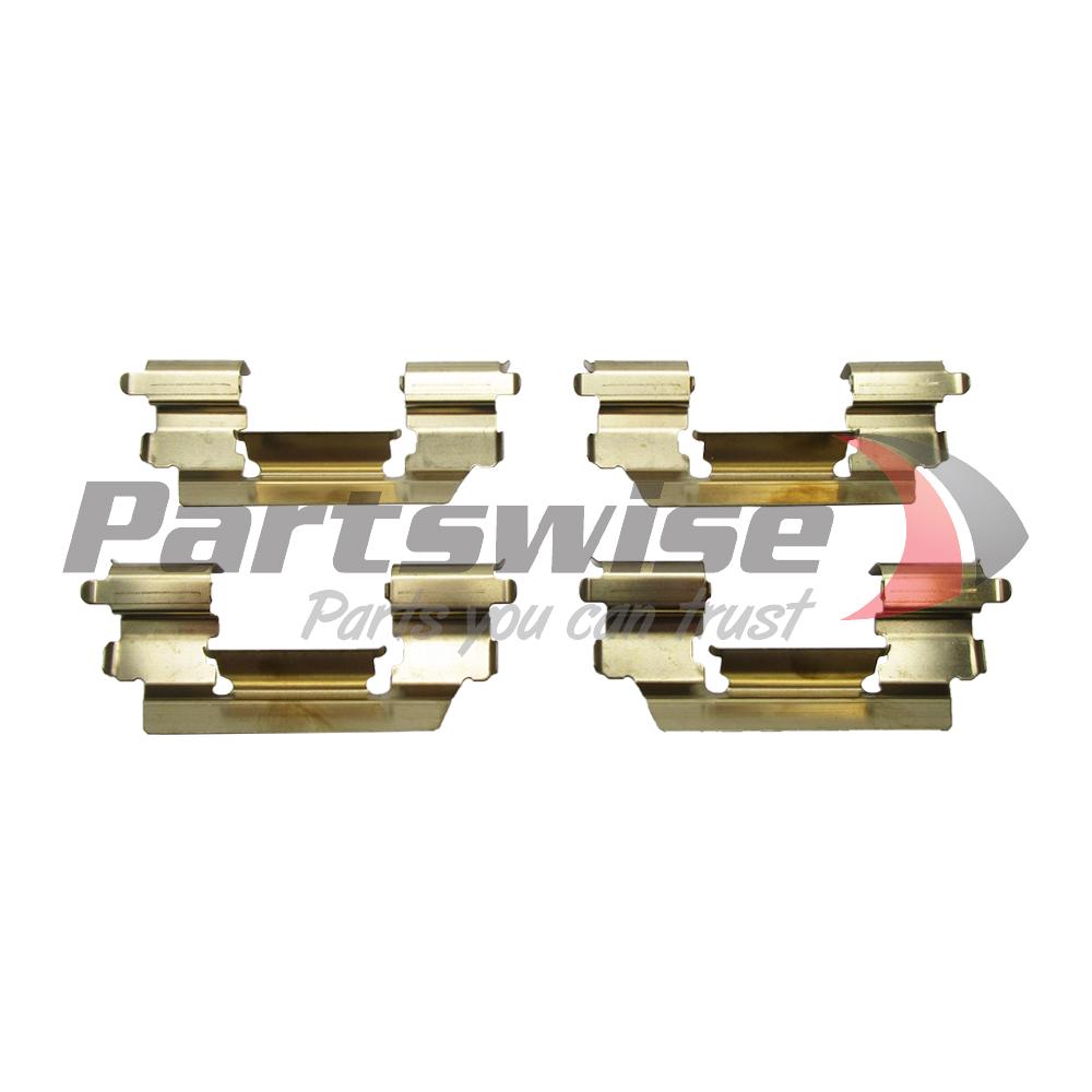 PW20139 Brake pad shim kit