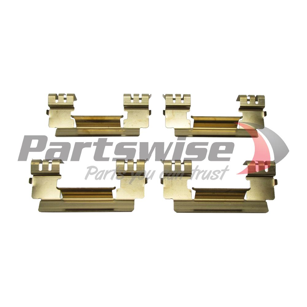 PW20151 Brake pad shim kit