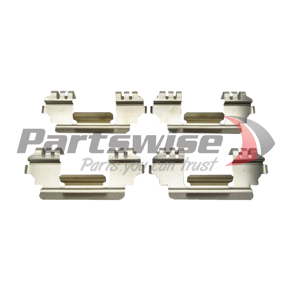 PW20133 Brake pad shim kit