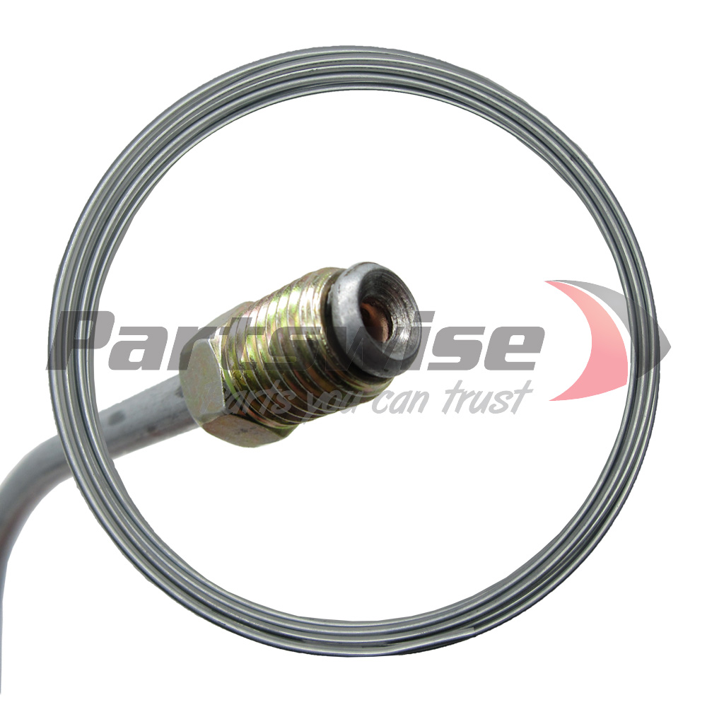 C3 Brake Tubing Zinc Coated 3/16