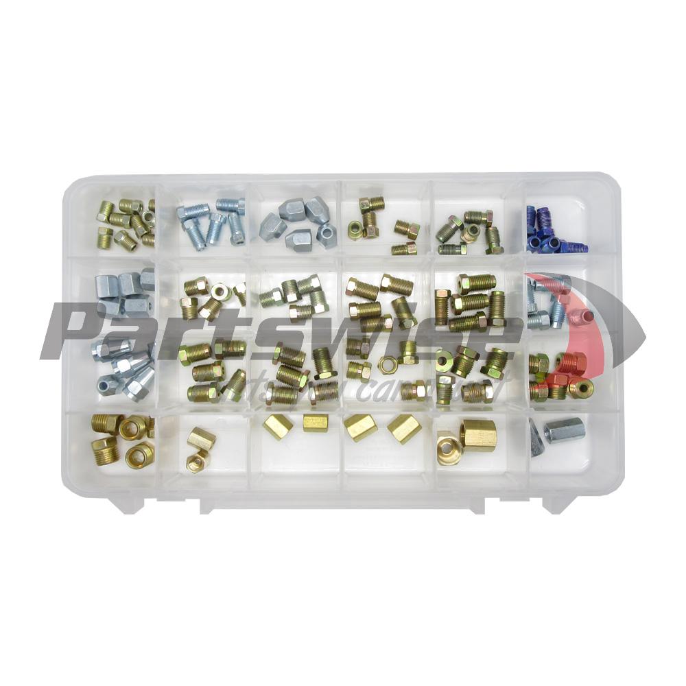 PW8954 Brake hardware assortment kit