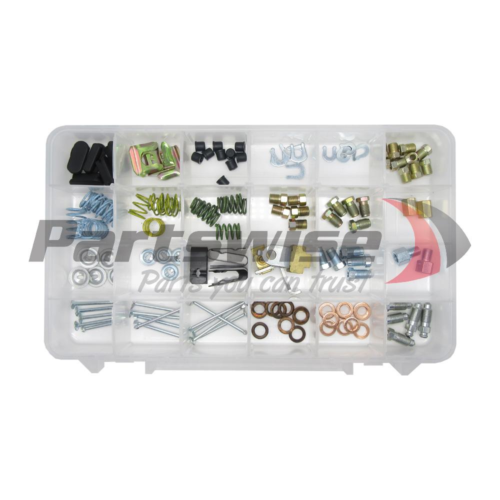 PW8958 Brake hardware assortment kit