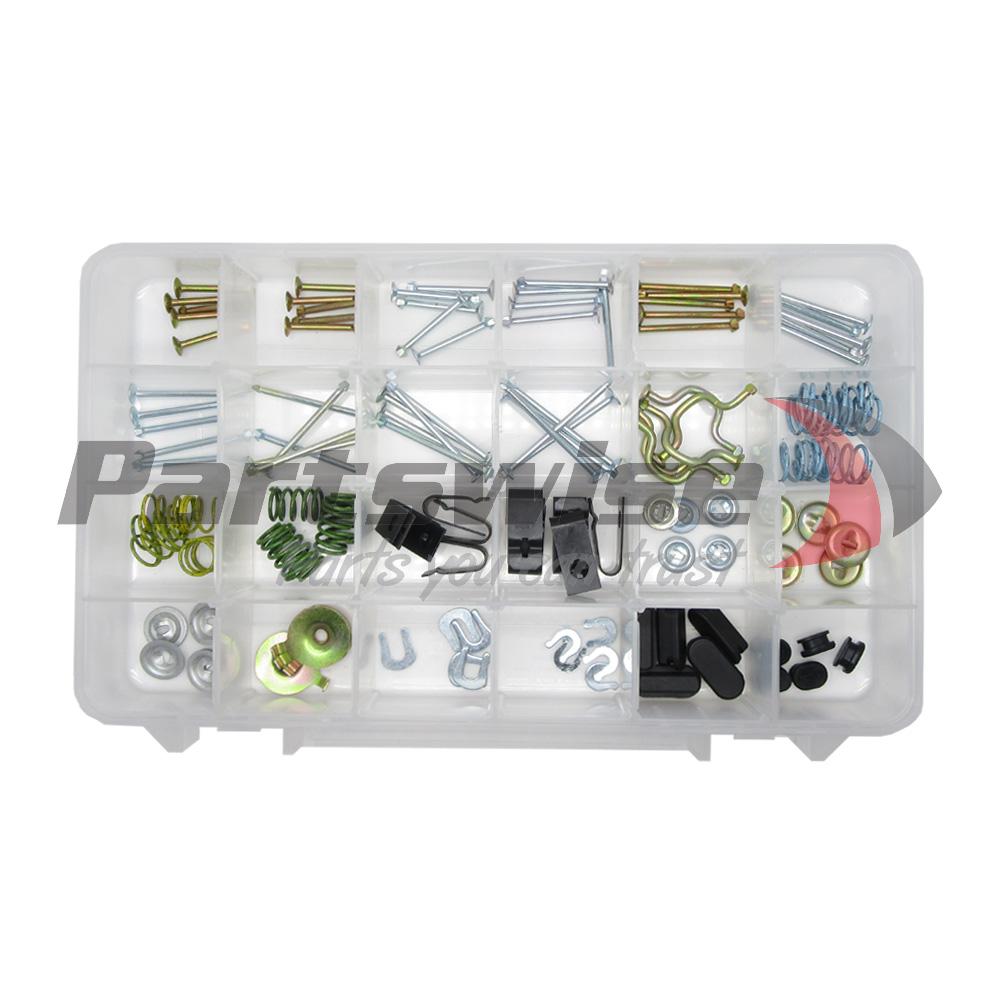 PW8959 Drum brake hardware assortment kit