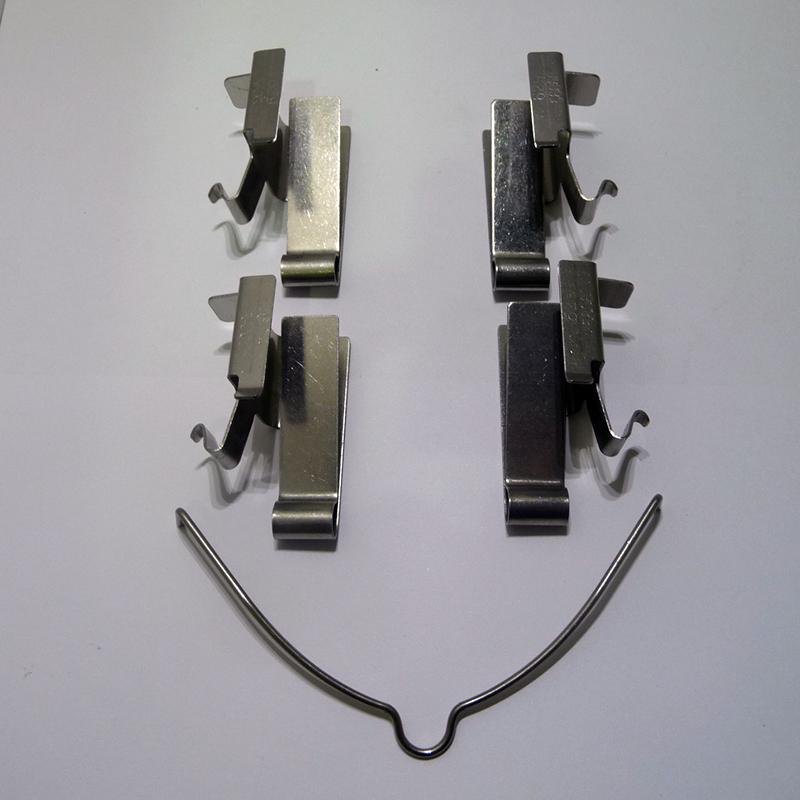 PW20001 Brake pad shim kit