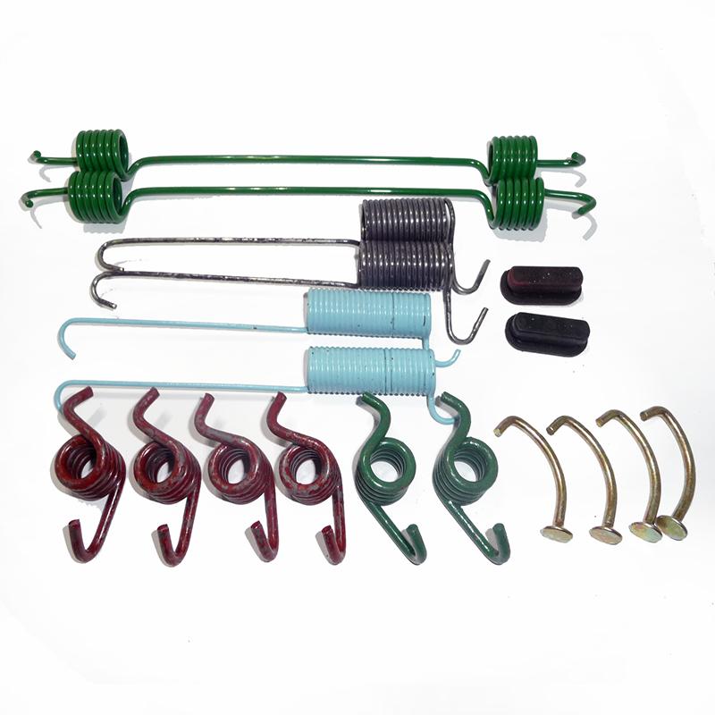 PW20015 Drum brake hardware kit