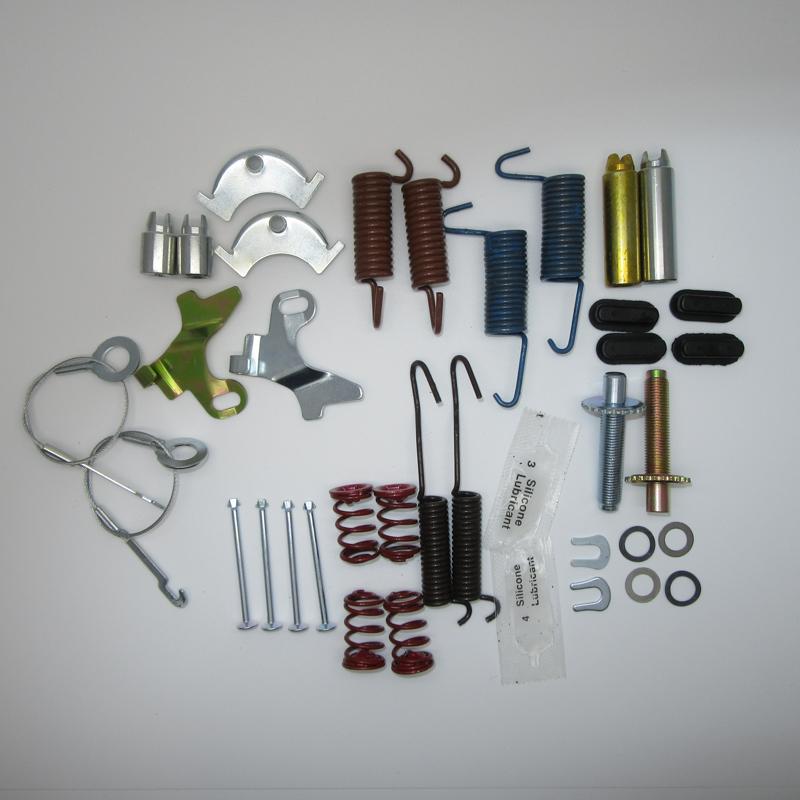 PW20016 Drum brake hardware kit