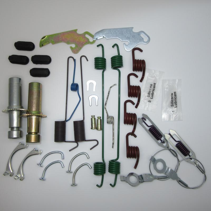 PW20023 Drum brake hardware kit