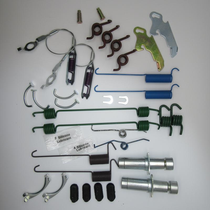 PW20030 Drum brake hardware kit