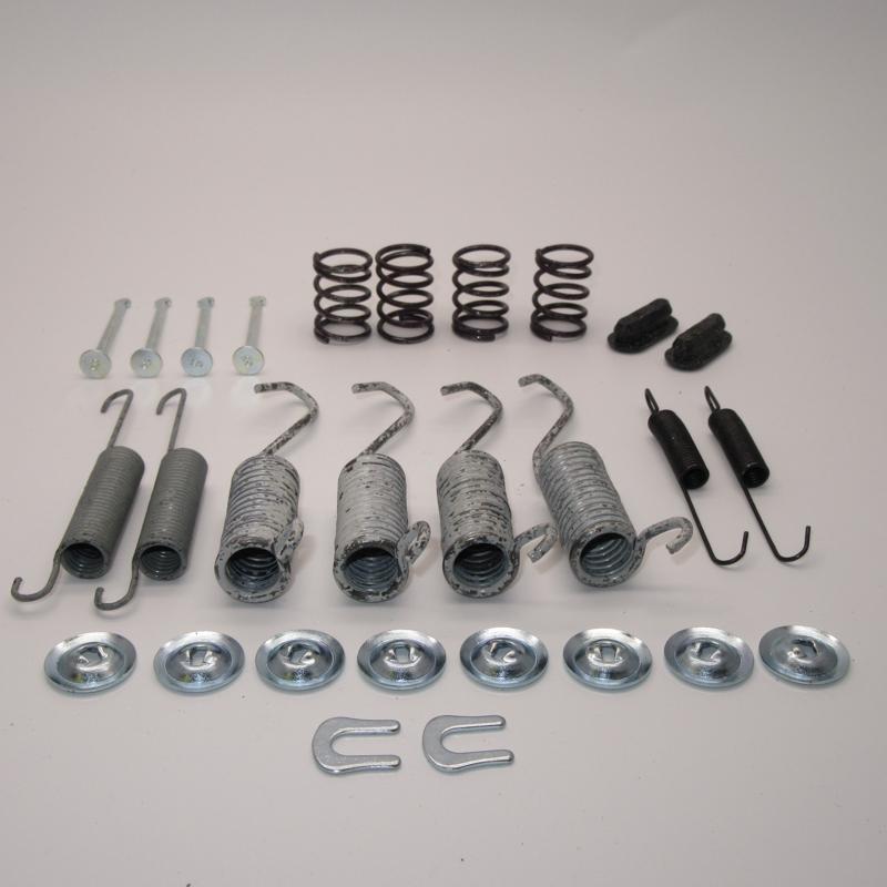 PW20036 Drum brake hardware kit