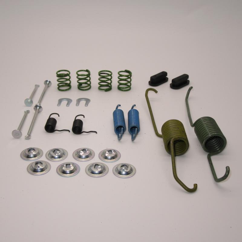 PW20037 Drum brake hardware kit