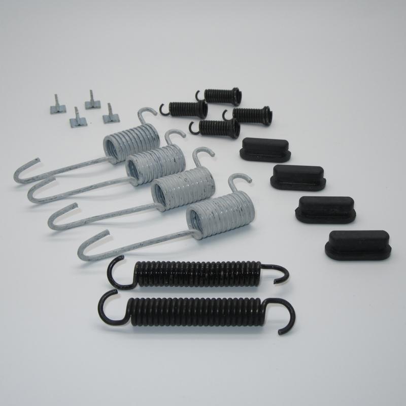 PW20129 Drum brake hardware kit