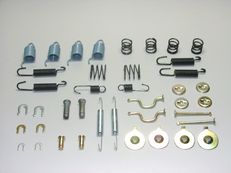 PW20143 Drum brake hardware kit